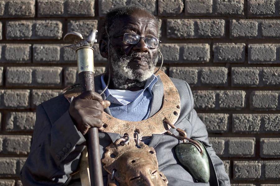 Zulu Shaman Credo Mutwa